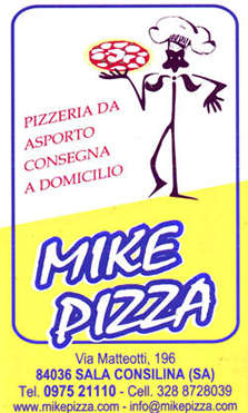 Mike pizza
