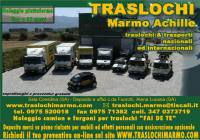 TRASLOCHI Marmo Achille